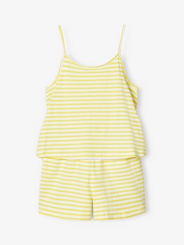 Kampanj! - Name it - Randig Playsuit - välj färg