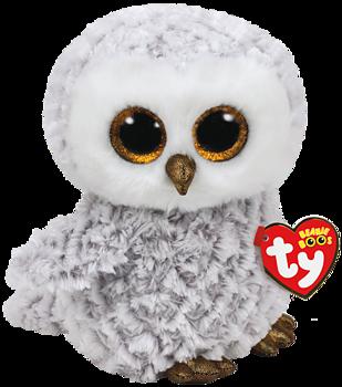 TY Beanie Boos - Ugglan Owlette (23 cm)