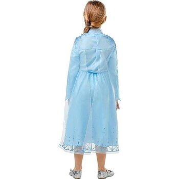 Disney Frozen - Klänning Elsa - Medium