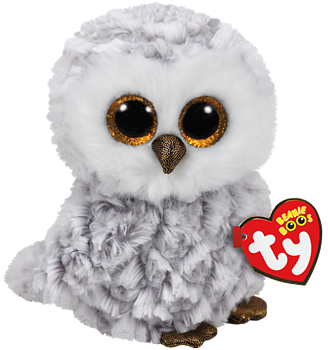 TY Beanie Boos - Ugglan Owlette (15,5 cm)