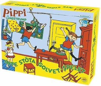 Pippi inte stöta golvet spelet