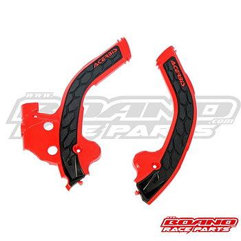 RED Acerbis frame protectors RR 20->