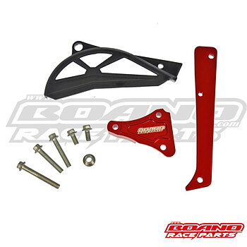 Clutch/Sprocket cover red RR4T 20->
