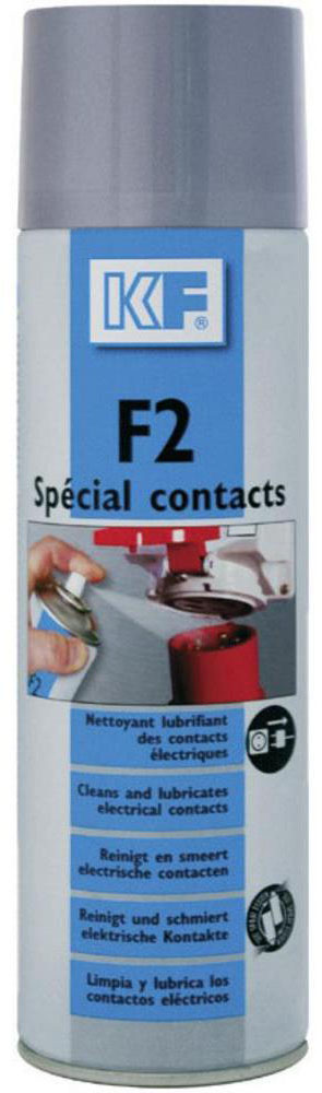 F2-contact cleaner