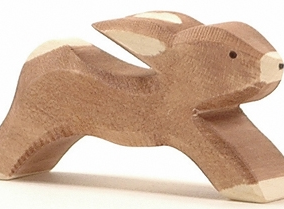 Ostheimer springande Hare