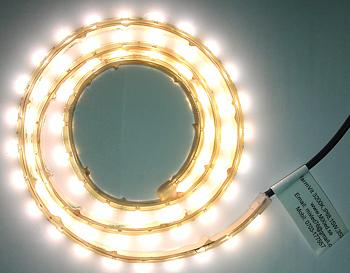 LED List/strip 3528 VarmVit, IP65