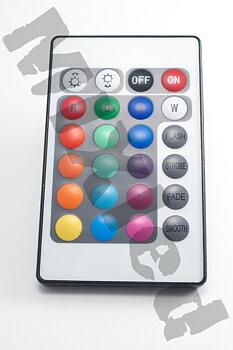 Fjärrkontroll 24 RGB