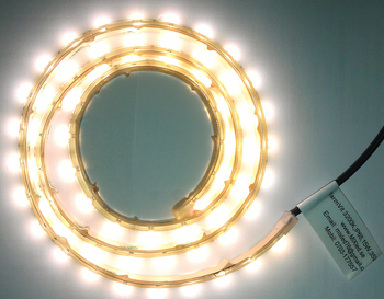 LED List/strip 5050 VarmVit, IP65