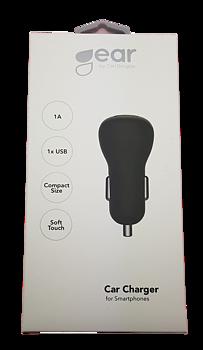 GEAR  1A 1x USB