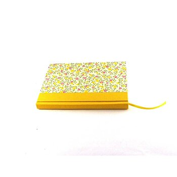 Weekly Planner 2020 flower rain yellow pink