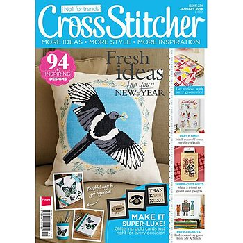 CrossStitcher January 2014