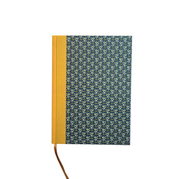 large Weekly Planner 2020 DinA5 emerald green yellow olive