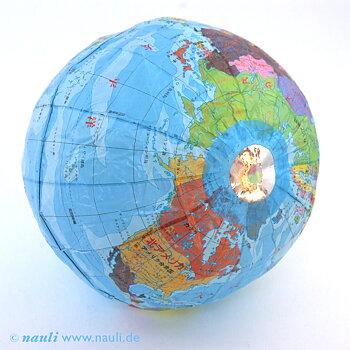 Papier Globus