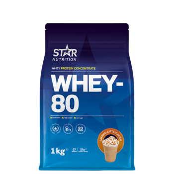 Star Nutrition Whey-80