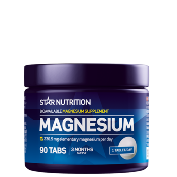 Star Nutrition Magnesium