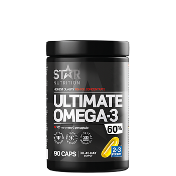 Star Nutrition Ultimate Omega-3