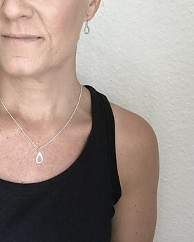 H2O MINI necklace - polished