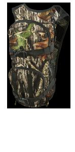 Härkila Alta ryggsäck i borstad tricot