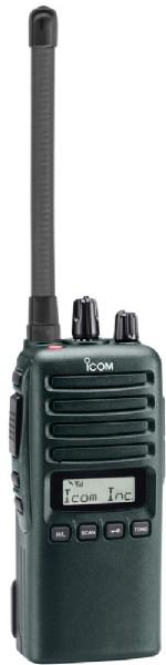 Komradio ICOM ProHunt Advanced BTi Bluetooth, grön