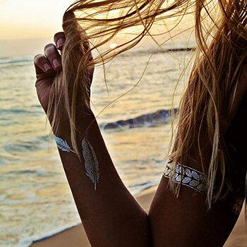 Tattoo Metallic Bracelets