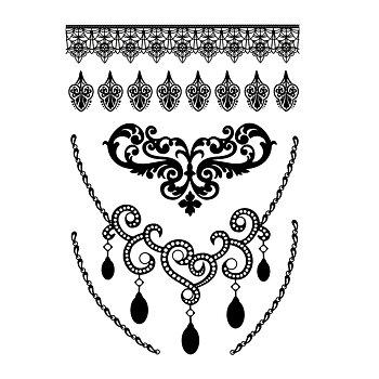 Tatueringar Necklaces & Lace