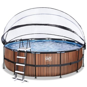 EXIT RUND POOL  EXIT Wood pool ø450x122cm with dome and filter pump - brown EXIT Wood pool ø450x122cm with dome and filter pump - brown EXIT Wood pool ø450x122cm with dome and filter pump - brown EXIT Wood pool ø450x122cm with dome and filter pump - brown EXIT Wood pool ø450x122cm with dome and filter pump - brown EXIT Wood pool ø450x122cm with dome and filter pump - brown EXIT Wood pool ø450x122cm with dome and filter pump - brown EXIT Wood pool ø450x122cm with dome and filter pump - brown EXIT Wood pool ø450x122cm with dome and filter pump - brown EXIT Wood pool ø450x122cm with dome and filter pump - brown
