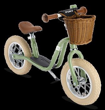 PUKY LR XL Balanscykel Classic Green
