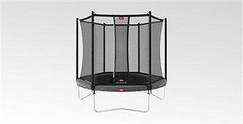 Studsmatta BERG Favorit Grey 330 + skyddsnät Comfort