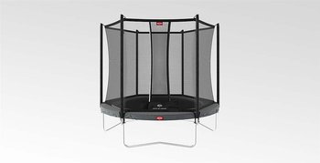 Studsmatta BERG FAVORIT 270 GREY + SAFETY NET COMFORT