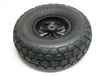 BERG  WHEEL BLACK 460/165-8 ALL TERRAIN