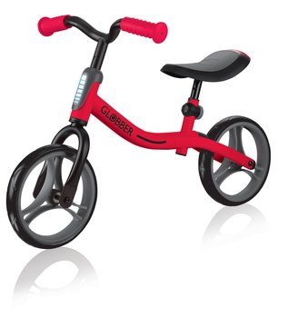 GLOBBER Balanscykel GO Bike Röd