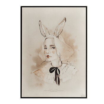 Lady Ivory 50 x 70 cm Mrs Mighetto