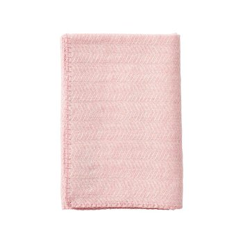 Babyfilt Tippy Baby rosa kashmir, Klippan Yllefabrik