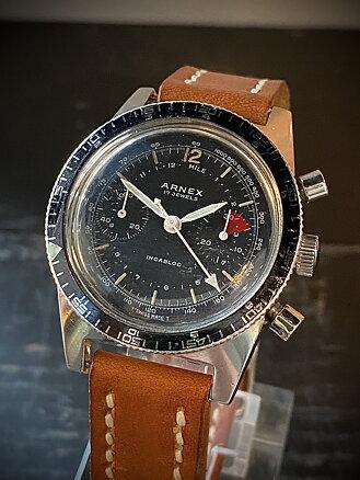 Vintage Watch, Arnex