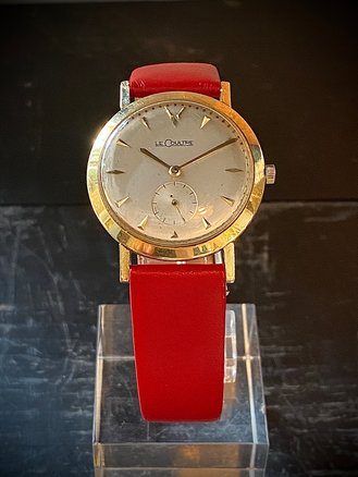 Vintage Watch,   LeCoultre
