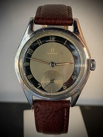 Vintage Watch, Omega Subsec