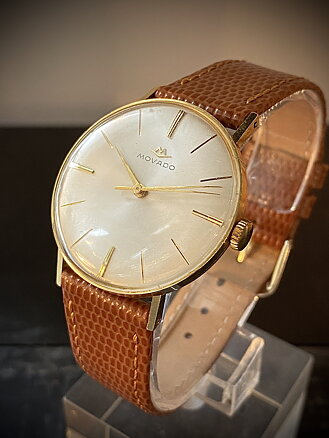 Vintage Watch, Movado