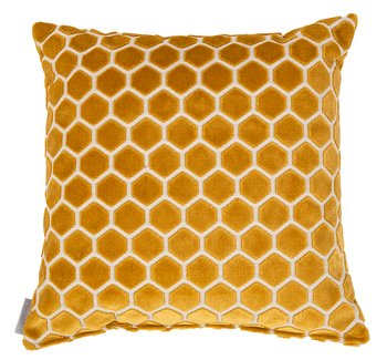"Cushion ""Monty"" Honey - Zuiver"
