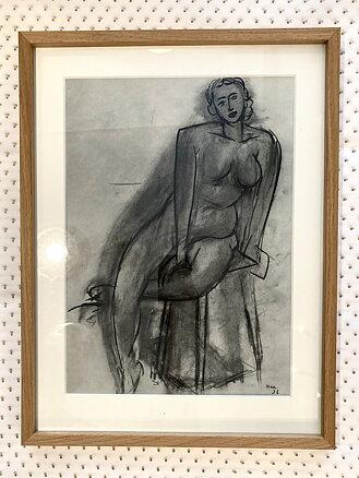 """Vintage Henri Matisse """"Verve"""""""