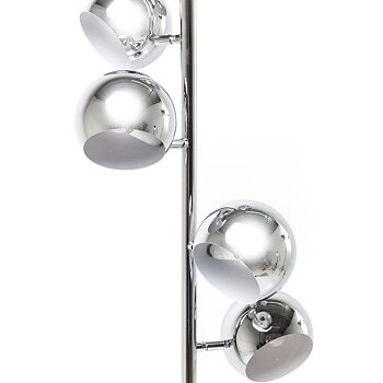 Floor lamp 'Calotta' Chrome Large - KARE-design