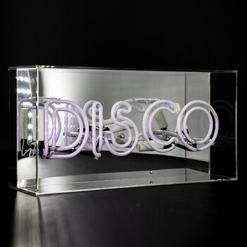 "Neon light ""DISCO"""