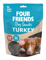 Four Friends Dog Snacks Turkey