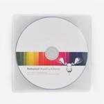 CD med trykk i PP CD Case