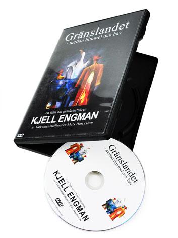 DVD painatuksella DVD Box (14mm selkäranka) sis lehtisen