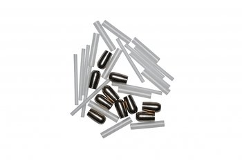 TH Tube 4x10mm silver