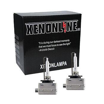 Xenonlampor D3S 5000K 2-pack