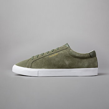 CHOP - COW SUEDE/PU - BIRCH