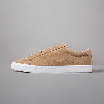 CHOP - COW SUEDE/PU - TAN