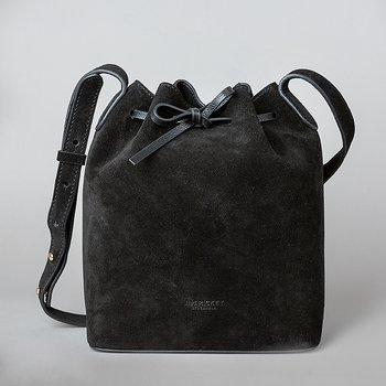 ABELONE MINI - SUEDE - BLACK