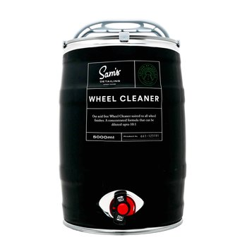 SAM'S DETAILING - EXPERT RANGE - WHEEL CLEANER 5000ml